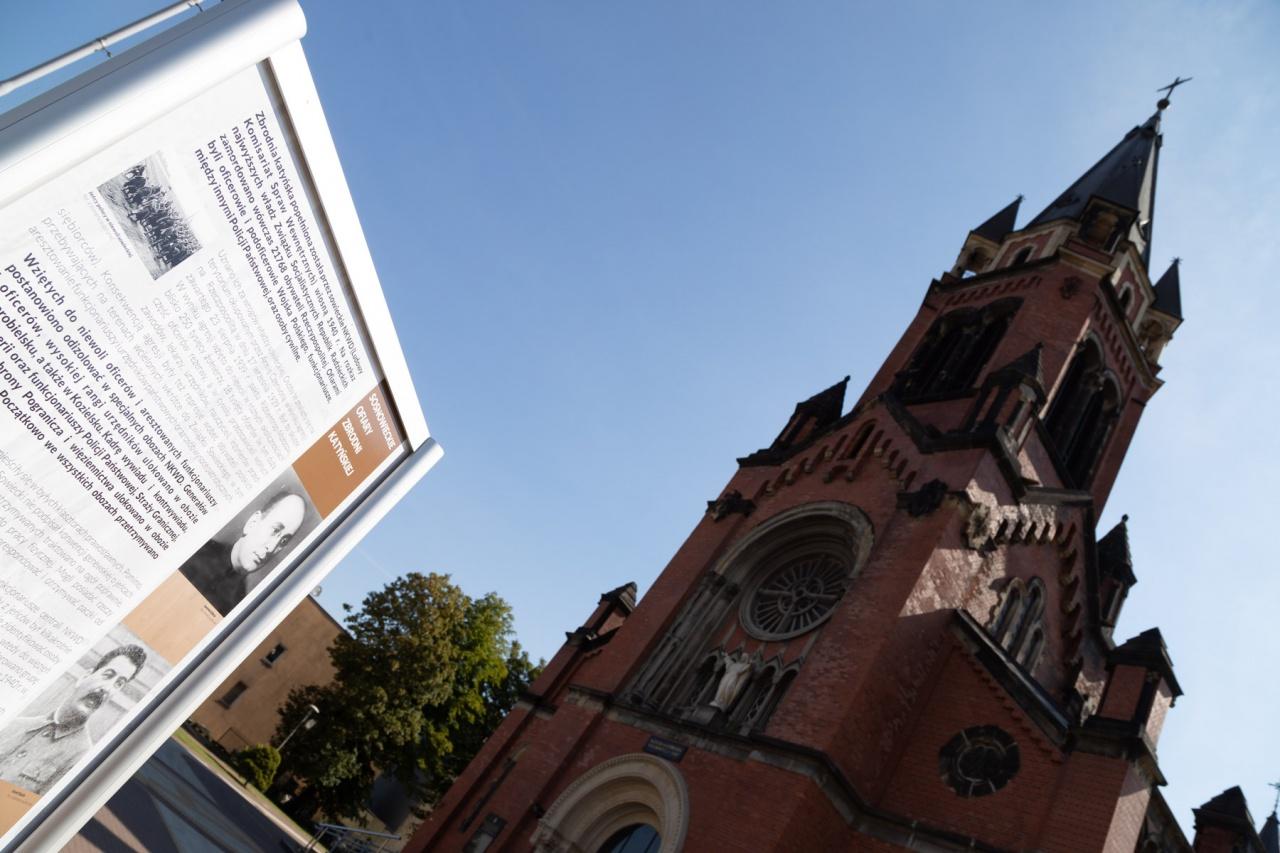 Sosnowieckie ofiary zbrodni katyńskiej