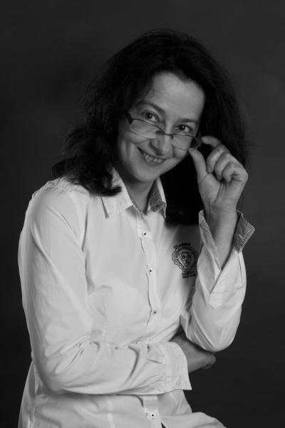 Ilona Gajda - kustosz