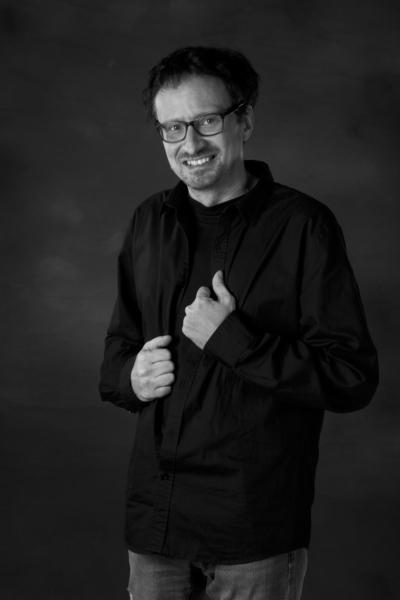 Piotr Górecki - główny specjalista ds. technicznych
