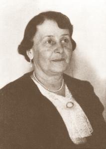 Elsa Schon (1884 - ) żona Wilhelma