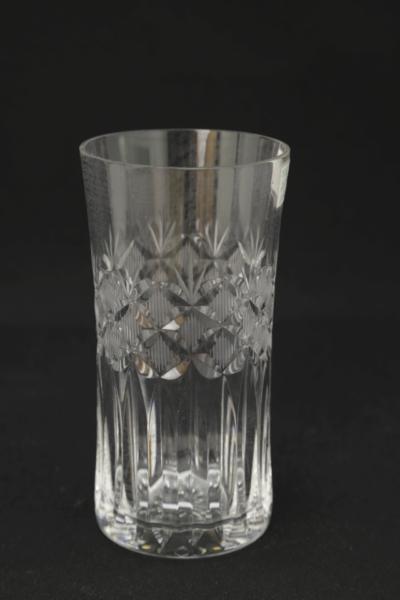 102. Szklanka z zestawu 6 form, proj. Maria Słaboń, 1980