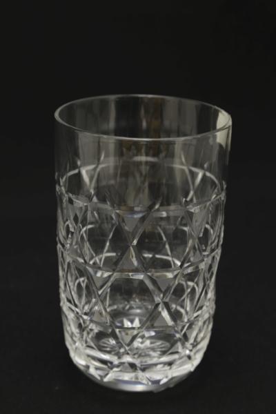 104b. Szklanka z zestawu 5 form, proj. Józef PodlasekX,1967-1970X
