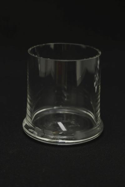 106. Szklanka z zestawu 3 szklanek, proj. Józef Podlasek, 1967-1969