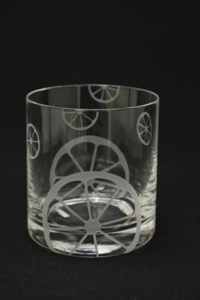 110. Szklanka do whisky, ok. 1990