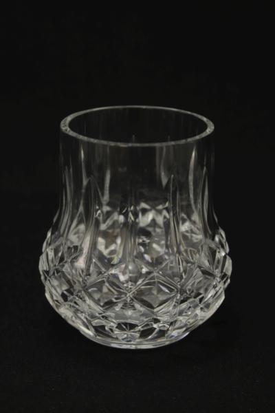 112a. Szklanka z zestawu 2 szklanek, proj. Zofia Piaskiewicz, 1977-1980