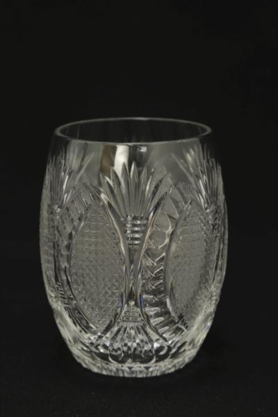 114. Szklanka z zestawu 2 szklanek, 1970-1990
