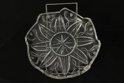 176a. Talerz z zestawu 2 form, proj. Maria Słaboń,1980-2000
