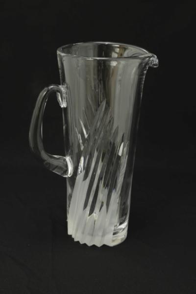 24. Dzbanek z zestawu 6 form, proj. Józef Podlasek, 1986