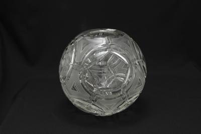 29. Wazon PIŁKA, proj, Józef Podlasek, 1986, projekt z okazji Mistrzostw Swiata w Piłce Nożnej w Meksyku