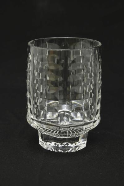 69a. Szklanka z zestawu 2 szklanek, proj. Józef Podlasek, 1967-1969