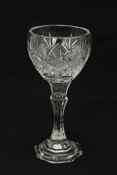 73. Świecznik z zestawu 2 świeczników, proj. Maria Słaboń, 1985-1995