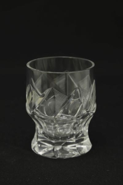 81c. Szklanka z zestawu 5 form, proj. Józef Podlasek, 1967-1972