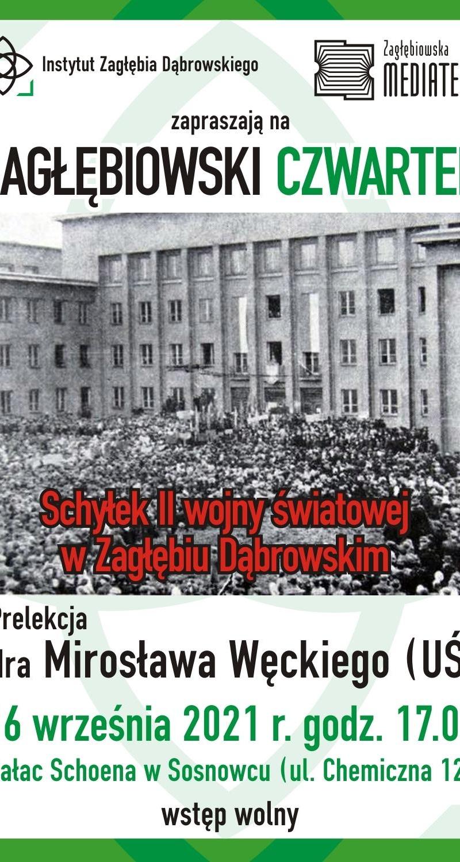 Zagłębiowski czwartek w Pałacu Schoena
